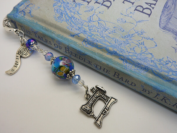 Sewing Bee Bookmark
