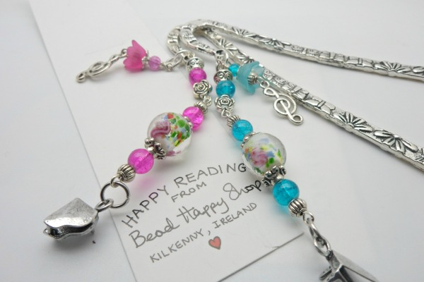 Piano Lovers Bookmark