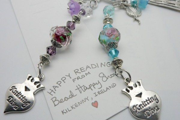 Knitting Diva Bookmark
