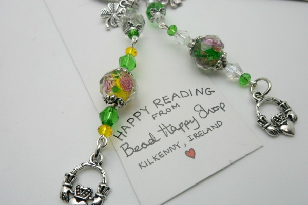 Irish Claddagh Bookmark